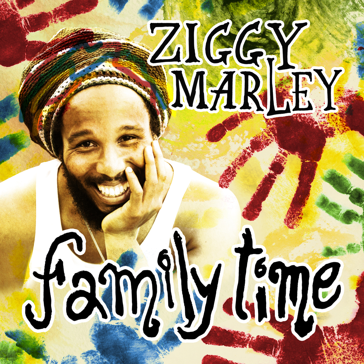 Ziggy Marley Family Time CD GiveawayZiggy Marley Family Time