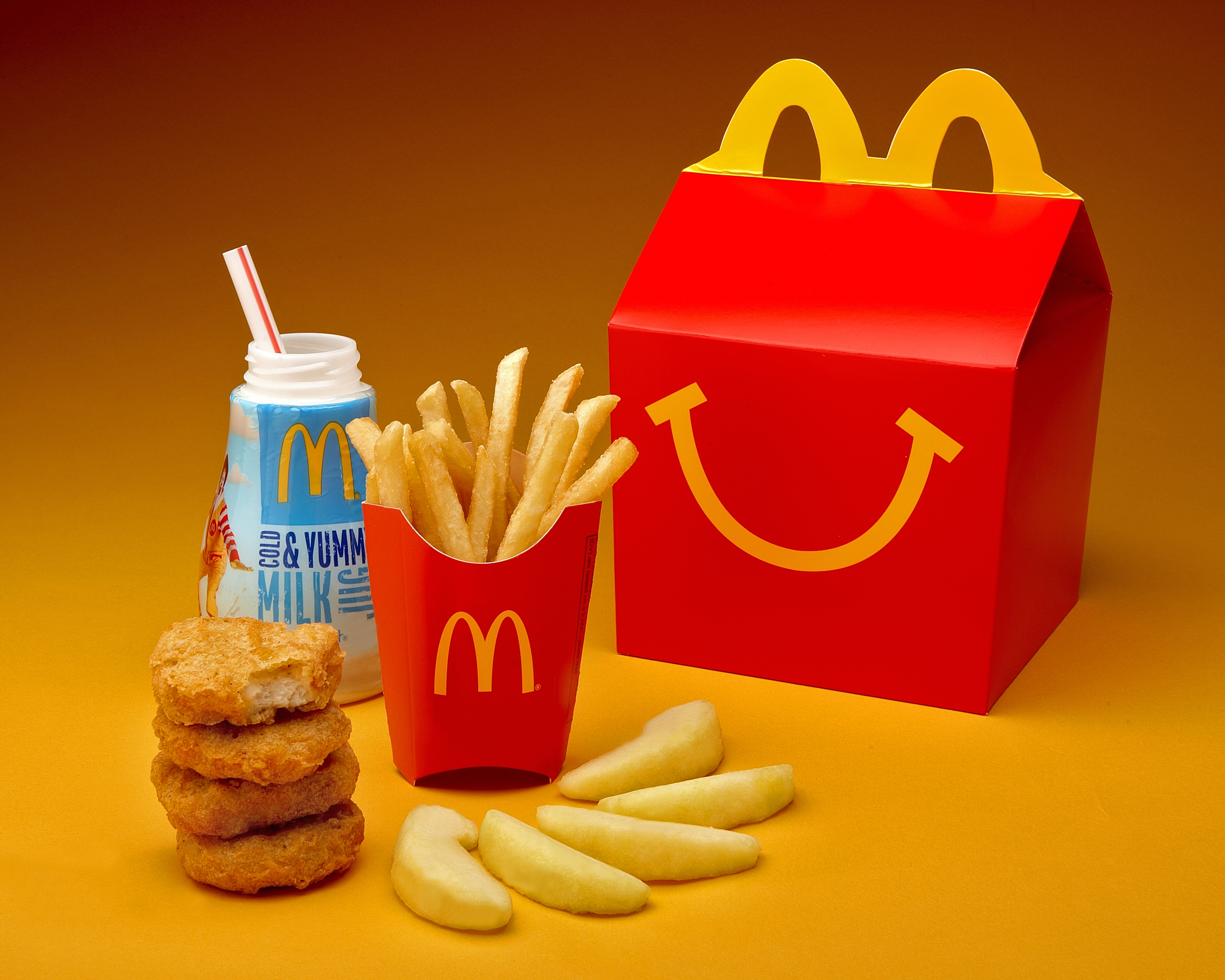 Meet Happy! The unsettling new Happy Meal mascot