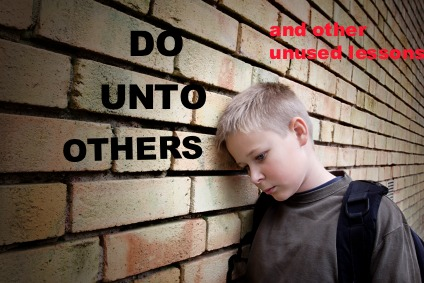 do unto others and other lessons unused