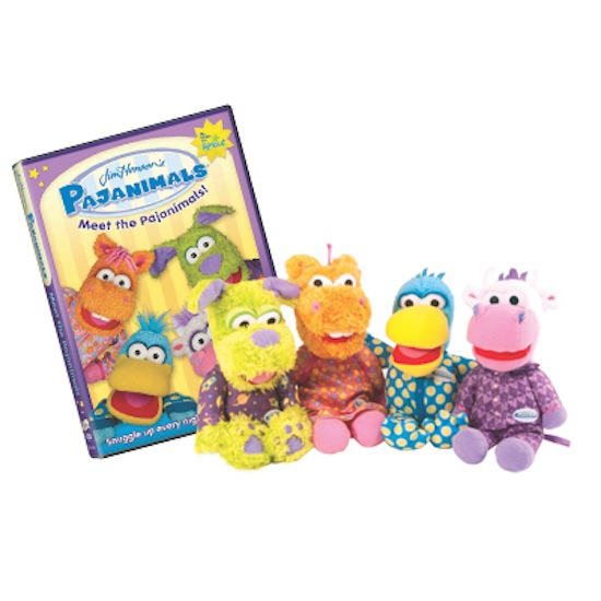 pajanimals review and giveaway rock and drool