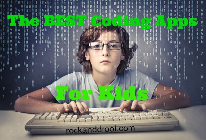 the best coding apps for kids rockanddrool.com