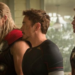 avengers age of ultron rock and drool