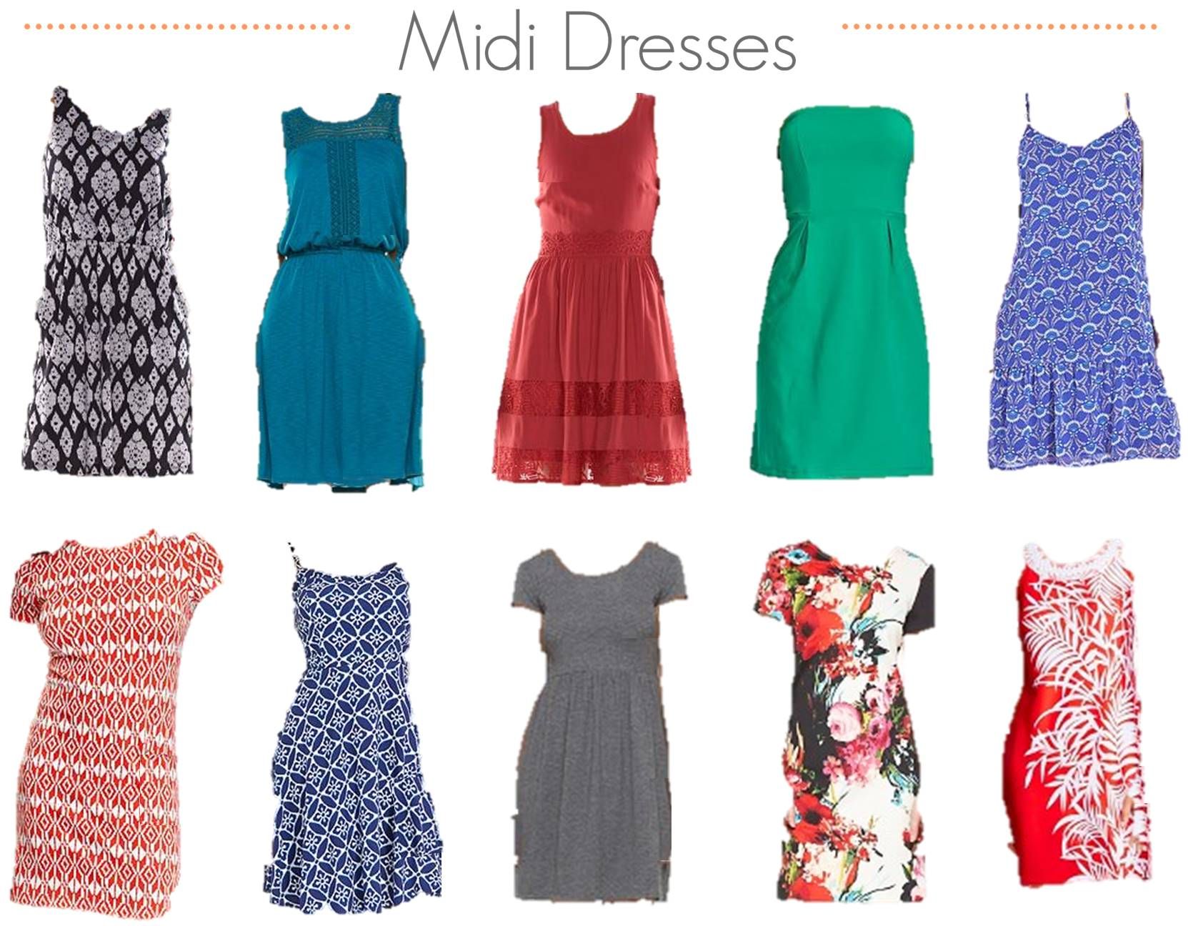 Maxi And Midi Dress Round Up Rock And Drool Rock And Drool