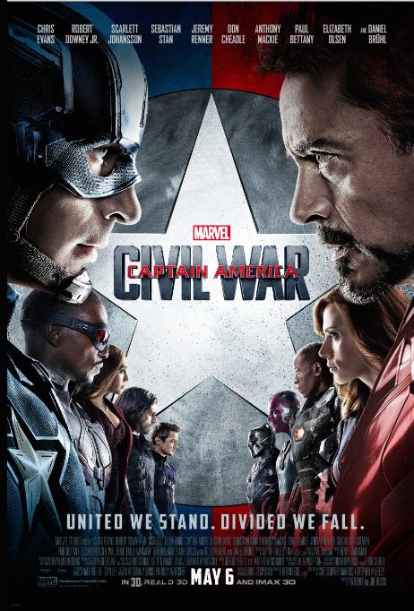 captain america civil war movie review rockanddrool.com
